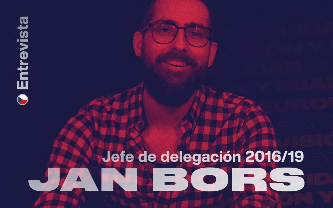 "Jan Bors: ""Eurovisión se debe confiar a la gente adecuada"""