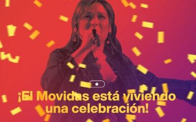¡El Movidas está viviendo una celebración!