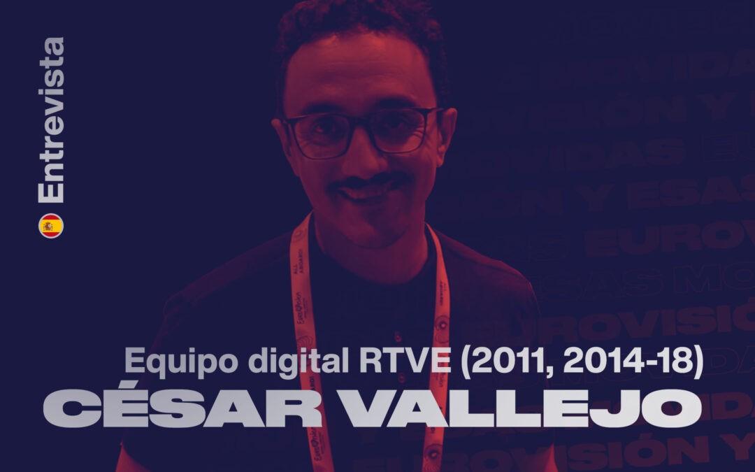 Entrevista a César Vallejo