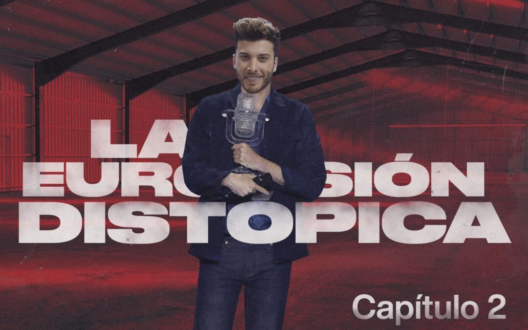 La Eurovisión distópica (II): la crisis hispano-neerlandesa
