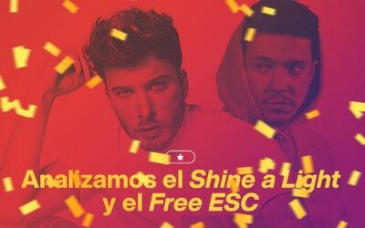 Analizamos el 'Shine a light' y el 'Free ESC'