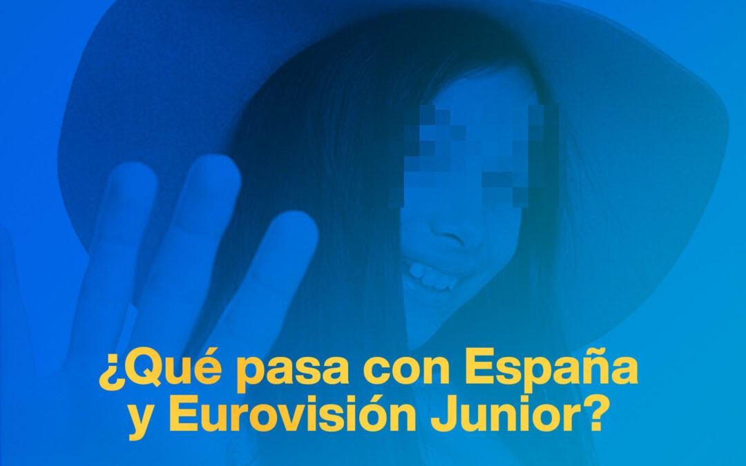 ¿Qué pasa con España y Eurovisión Junior?