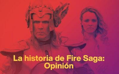 The Story Of Fire Saga: la nave nodriza de Eurovisión al público general