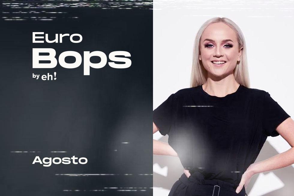 EuroBops: Agosto acaba con una vuelta por todo lo alto de Anna Bergendahl