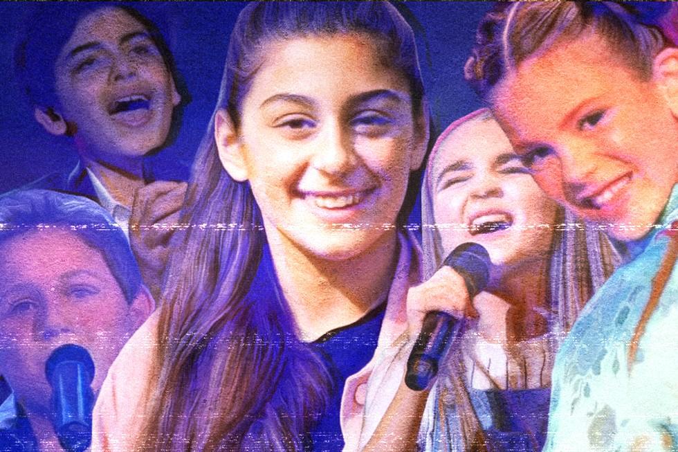 Eurovisión Junior, donde el Big 5 hace honor a su nombre