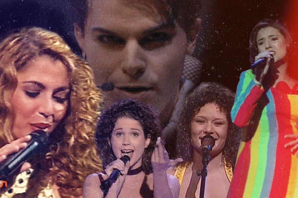 Cinco injusticias de la Eurovisión de los noventa (1995 a 1999)