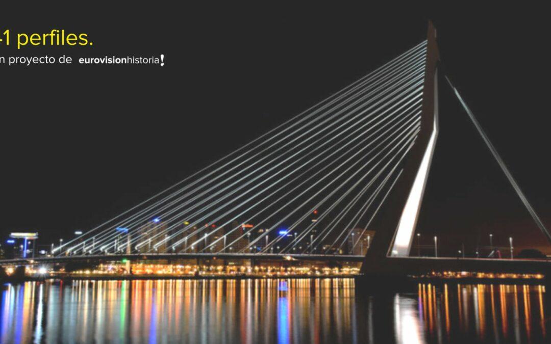 41 perfiles: el proyecto para la nueva temporada de Eurovisión Historia
