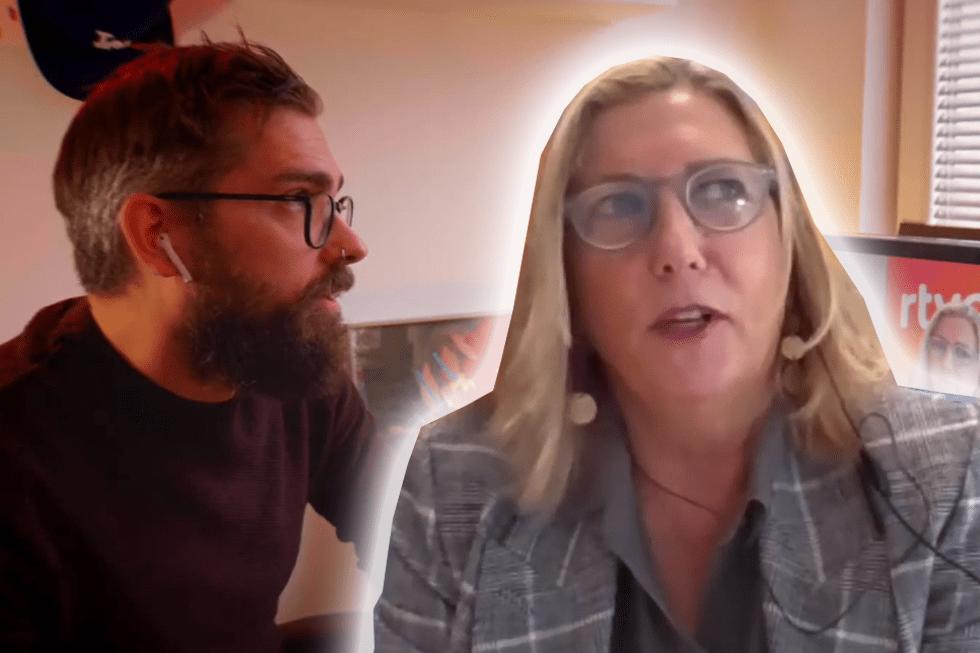 Jan Bors entrevista a Ana Bordas