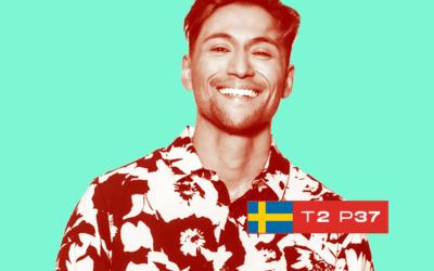 Melodifestivalen 2021: Álvaro Estrella, Dinio y Rosalía
