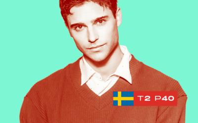 Eric Saade pone el Melodifestivalen 2021 patas arriba