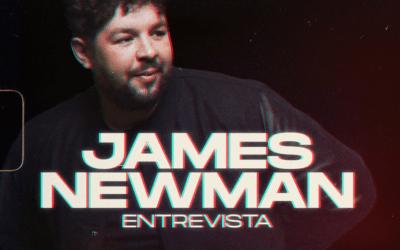 Entrevista a James Newman: Reino Unido, Eurovisión y memes de Pokemon