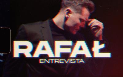 Entrevista a Rafał: The Ride, Eurovisión Junior y su avioneta
