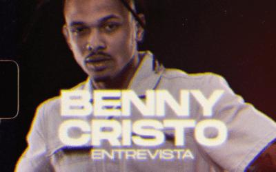 "Benny Cristo: ""Tenía otro tema más 'eurovisivo', pero a mi equipo le encantó Omaga"""