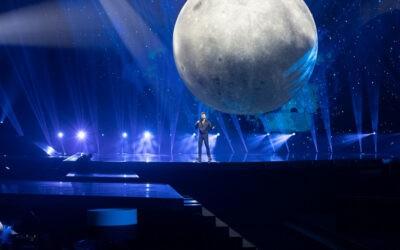 Blas Cantó homenajea a Azúcar Moreno en su segundo ensayo para Eurovisión 2021